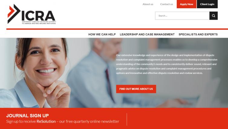 ICRA – Dispute Resolution Software